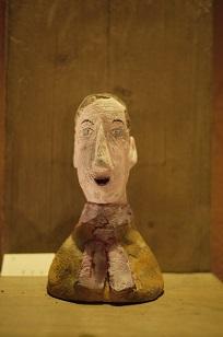 ②「鈴木隆さんのオブジェ・花器・絵画たち」=10月個展=_f0226293_826311.jpg