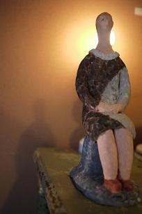 ②「鈴木隆さんのオブジェ・花器・絵画たち」=10月個展=_f0226293_841932.jpg