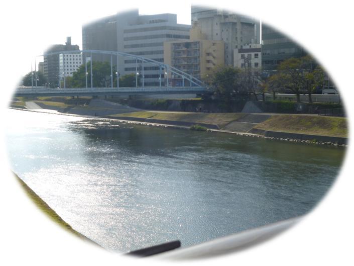 熊本市一の永久橋♪_b0228113_9241754.jpg