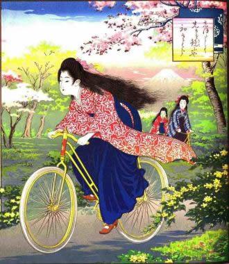 大学卒業式で、女子の姿が変わった!?:羽織袴にヒールが復活!?_e0171614_13573440.jpg