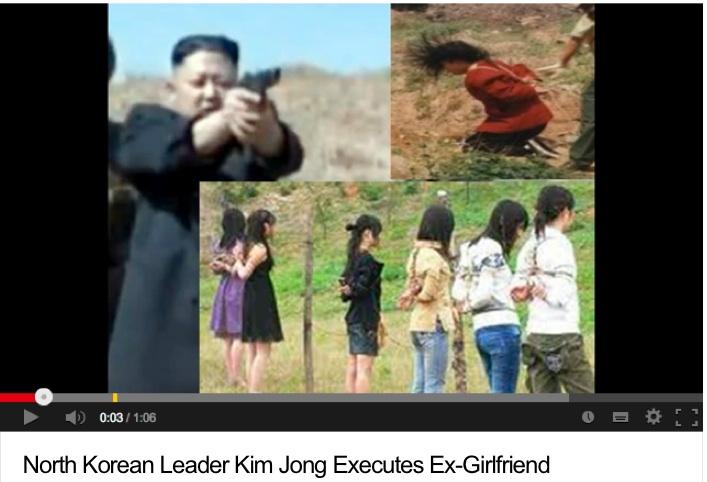 韓国人+朝日新聞、金正恩セックススキャンダルも捏造か?:救いようがないバカだな。_e0171614_2123257.jpg