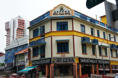 シンガポール旅行記 (リトル・インディア)_f0215714_16223987.jpg