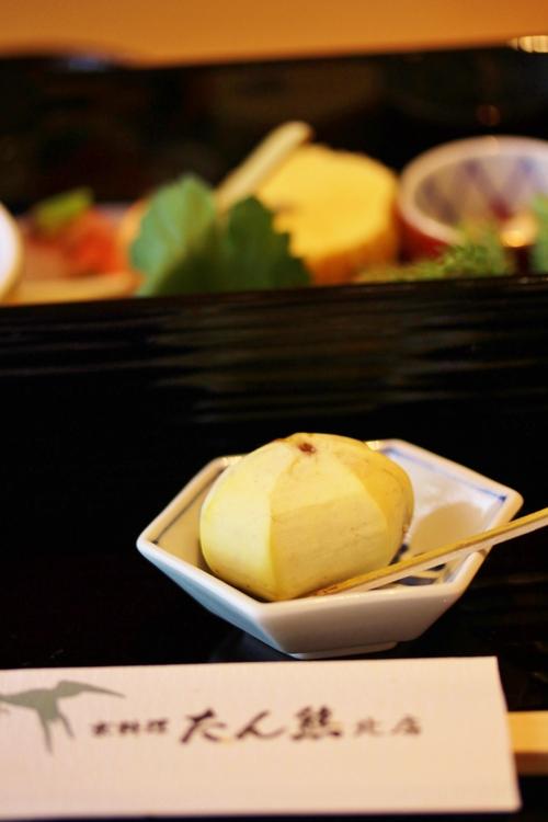 京料理たん熊北店で学ぶ おいしい日本茶_b0220318_5585123.jpg