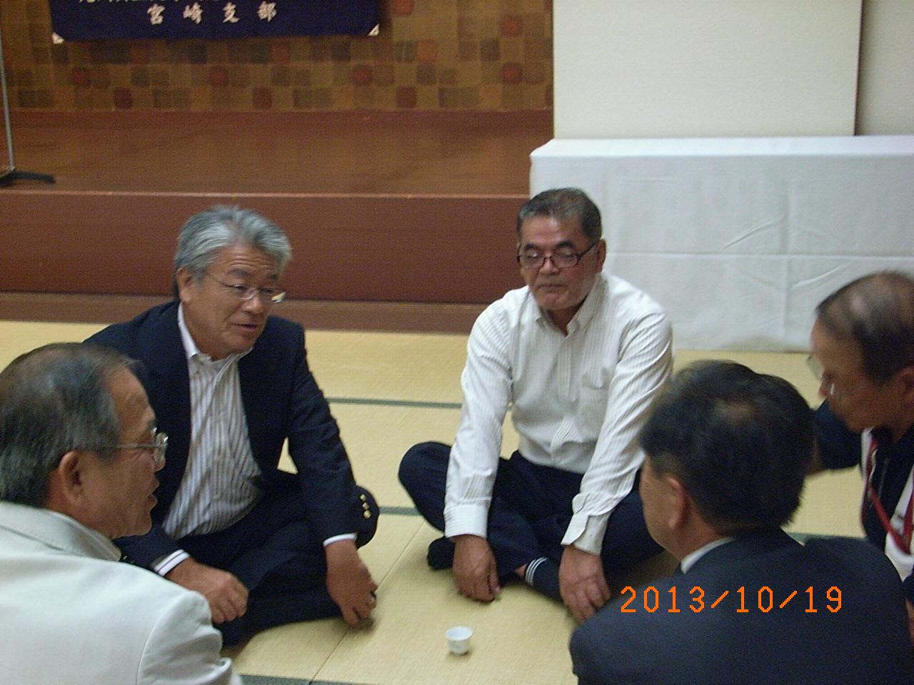 設立30年を迎えた 宮崎支部総会・懇親会_f0184133_10314663.jpg