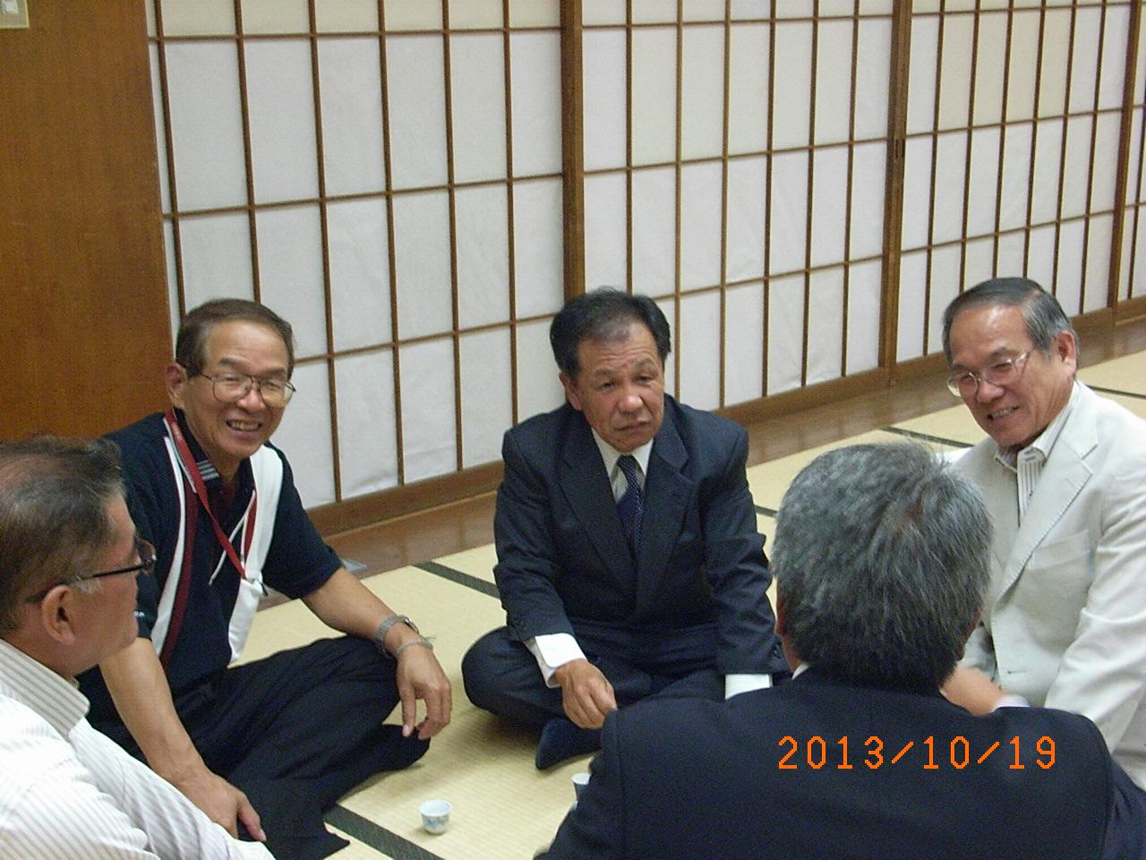 設立30年を迎えた 宮崎支部総会・懇親会_f0184133_1032684.jpg