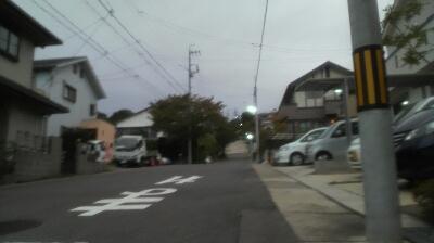 ハムヲさんの朝ラン日記  (2013/10/25)_a0260034_6403944.jpg