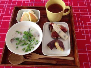 私の一汁三菜 レポート_e0134337_956162.jpg