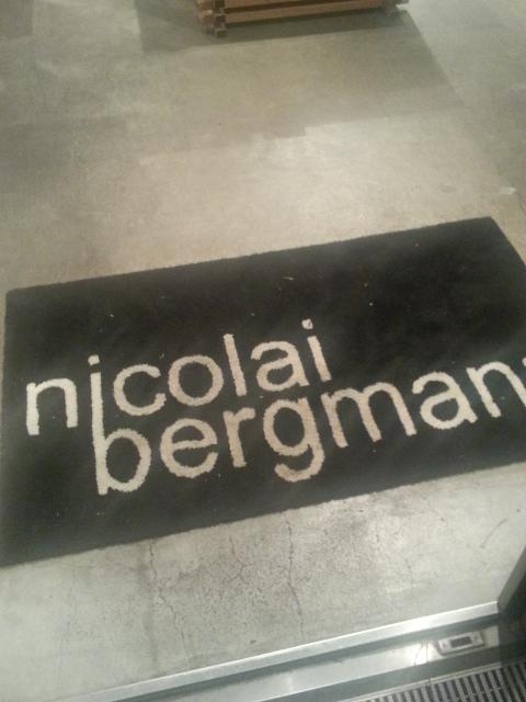 子供OKのカフェ♪「ニコライバーグマン(カフェ)」 (Nicolai Bergmann)@表参道_b0051666_20261538.jpg