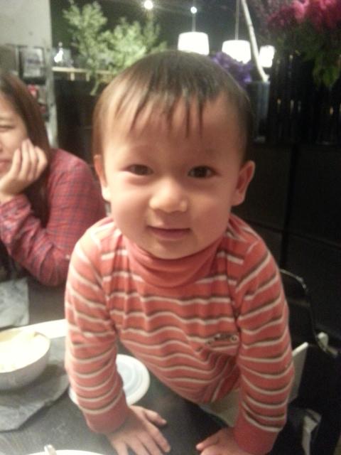 子供OKのカフェ♪「ニコライバーグマン(カフェ)」 (Nicolai Bergmann)@表参道_b0051666_2028760.jpg