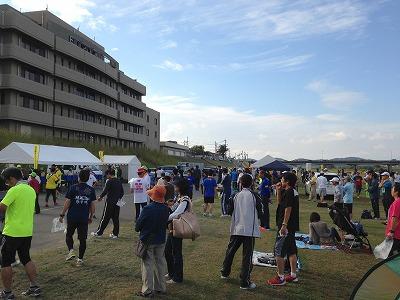 のおがた水辺マラソン_f0220089_1047098.jpg