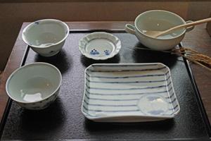 「いつもの朝 しあわせな食卓」はあと2日です。_e0205196_21103499.jpg