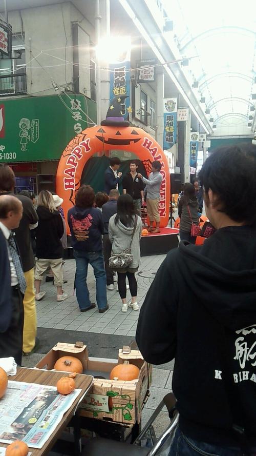2013年 久里浜商店街 ハロウィンフェスタ IN 久里浜黒船仲通り_d0092901_203453.jpg