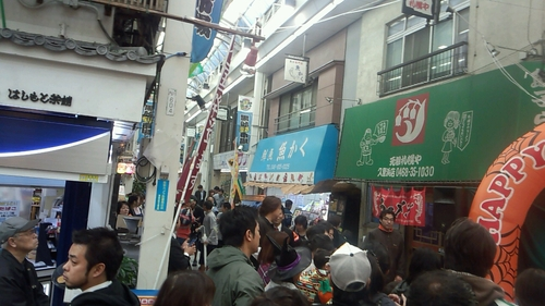 2013年 久里浜商店街 ハロウィンフェスタ IN 久里浜黒船仲通り_d0092901_2041148.jpg