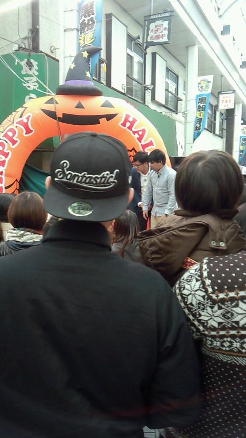 2013年 久里浜商店街 ハロウィンフェスタ IN 久里浜黒船仲通り_d0092901_2052919.jpg