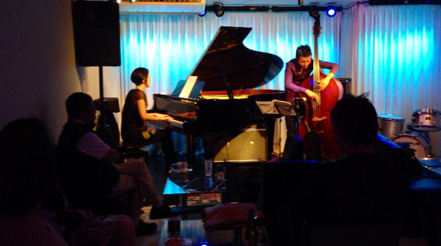 広島Jazzlive Comin 今日のライブ!_b0115606_11585347.jpg