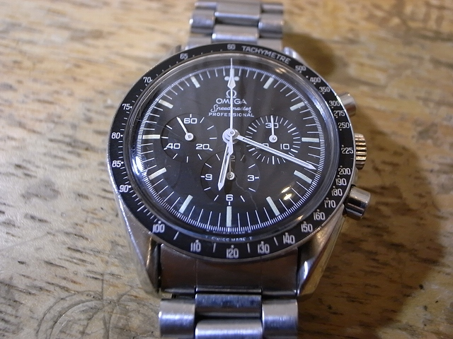 meet 282c8 c9a95 オメガスピードマスタープロフェッショナル 手巻き腕時計の修理 ...