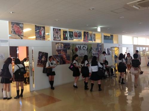 海常高校のモデル校、文化祭に行きました!_e0057018_5364855.jpg
