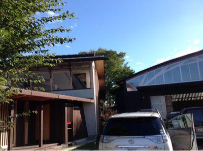 建物 見学  そして 研修_c0124828_636482.jpg