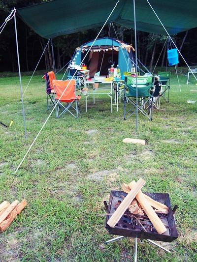 9月 グリム冒険の森キャンプ場♪_b0083431_22485339.jpg