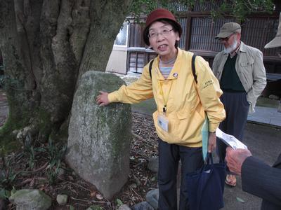 """金沢の""""奥の細道 """"を歩く ①_f0289632_19305765.jpg"""
