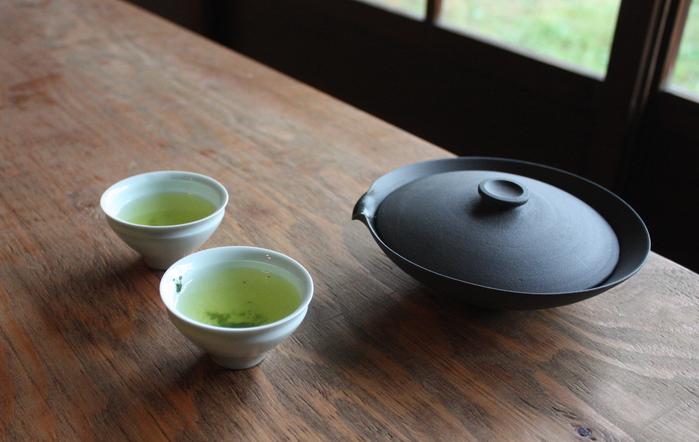 煎茶とご飯_d0210537_1505823.jpg