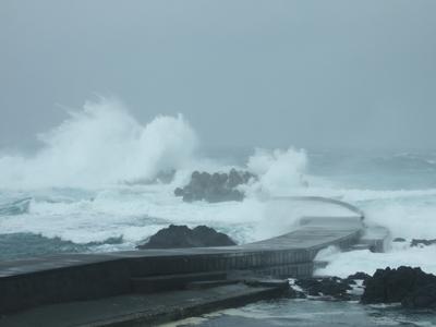 台風27号、陸上は影響なしでした~(^O^)_b0189640_1652716.jpg