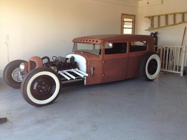 1930y Ford ModelA Sedan  FOR SALE_d0141049_21543558.jpg