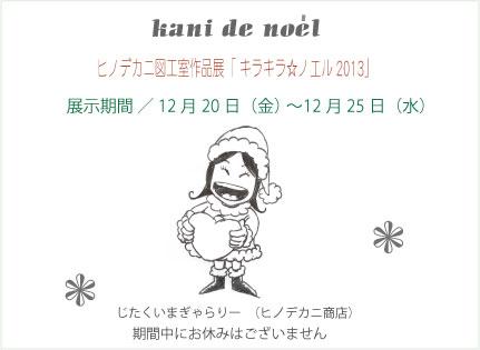 キラキラ☆ノエル 2013_a0044064_2382853.jpg
