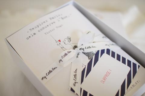 My Little Box Japan,First BoxはParisienne!_d0063314_23531198.jpg