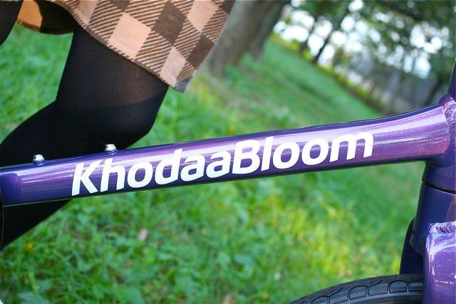 2014 KHODAA BLOOM  Rail 20 コーダブルーム ミニベロ 小径車_b0212032_2121787.jpg