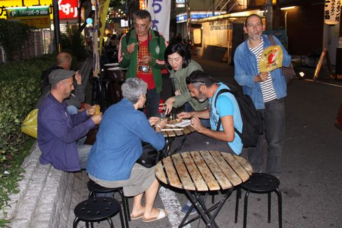 Moussu T : Taco Party in Osaka 2013/09/27_d0010432_23341187.jpg