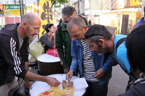 Moussu T : Taco Party in Osaka 2013/09/27_d0010432_2334614.jpg