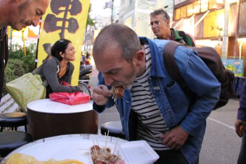 Moussu T : Taco Party in Osaka 2013/09/27_d0010432_2334821.jpg