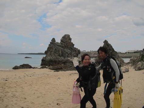 10月27日サーファー体験ダイバー!!_c0070933_1956695.jpg