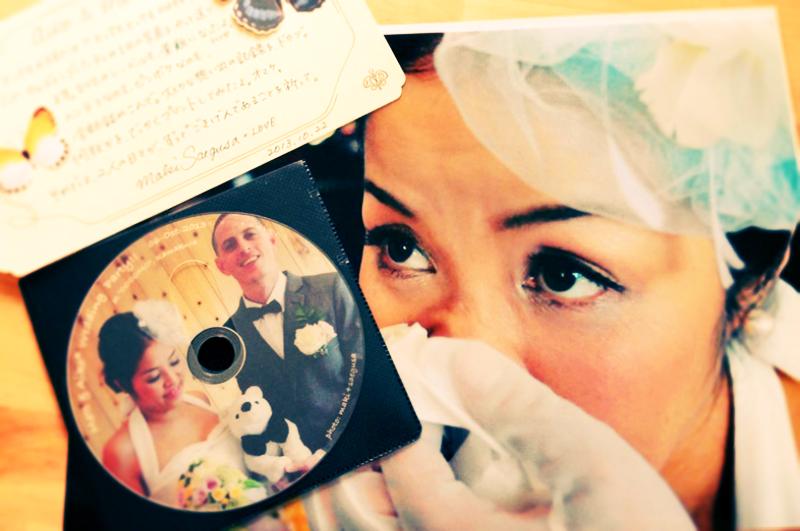 Photo Shooting: Matt & Aiko★Wedding Party → Special DVD & Photos!!_d0018646_341430.jpg