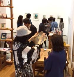 夜のカフェと朝のパン屋さんとお散歩日和(2)_a0017350_0521794.jpg