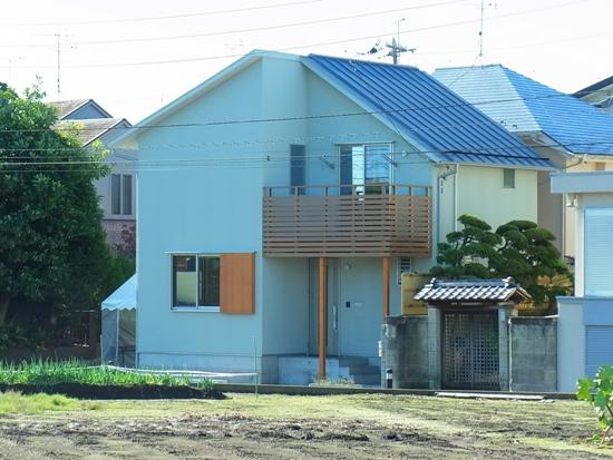 「桜上水の家」完成見学会終了しました。_c0019551_20165118.jpg