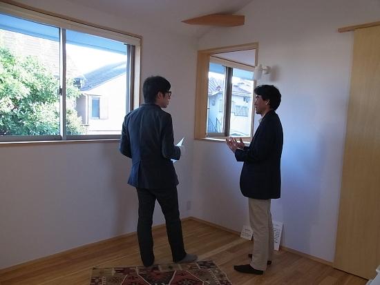 「桜上水の家」完成見学会終了しました。_c0019551_2017177.jpg
