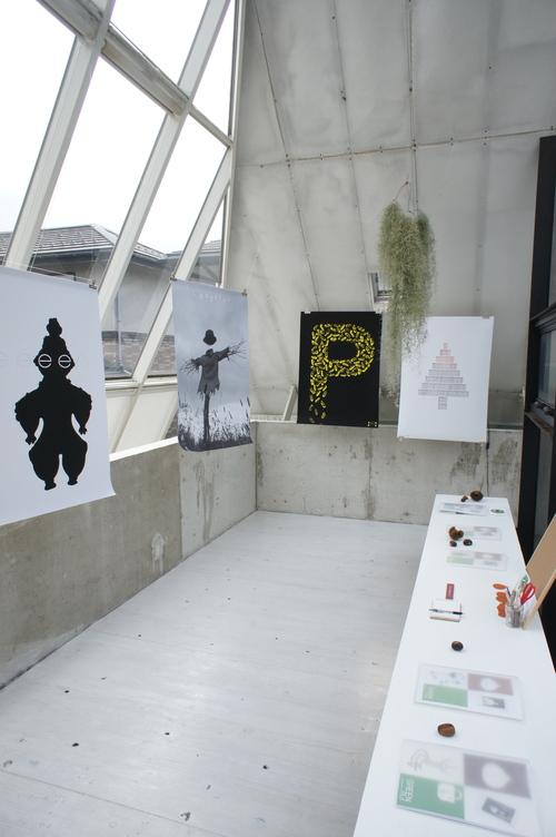 JAGDA TOYAMA ポスターデザイン展 2013「GREEN」vol.18 _b0151262_8401129.jpg