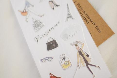 My Little Box Japan,First BoxはParisienne!_d0063314_0213316.jpg