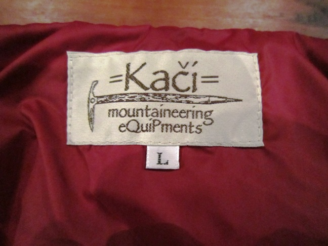"""Kaci mountaineering equipments\"" made in Vancouver ご紹介_f0191324_9521363.jpg"