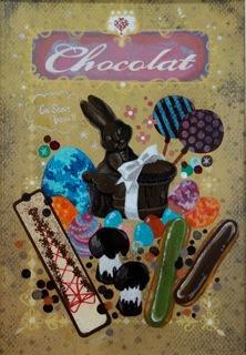 〜物語のあるお菓子3〜チョコレート好きに_a0017350_232447.jpg
