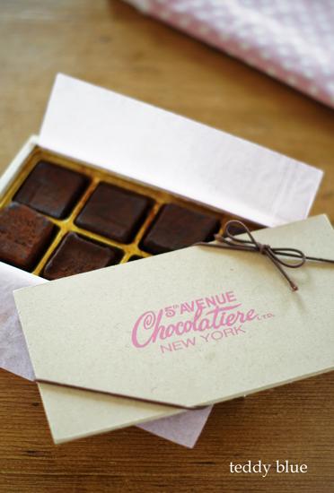 5th Avenue Chocolatiere  5th アベニュー ショコラティエ_e0253364_20553872.jpg