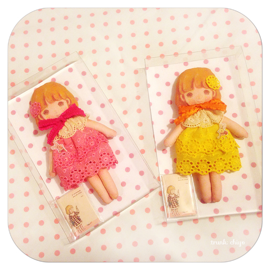 『Forest Girl』展 @渋谷PARCO part1 6F LeLe Junie Moon_f0223074_21174435.jpg