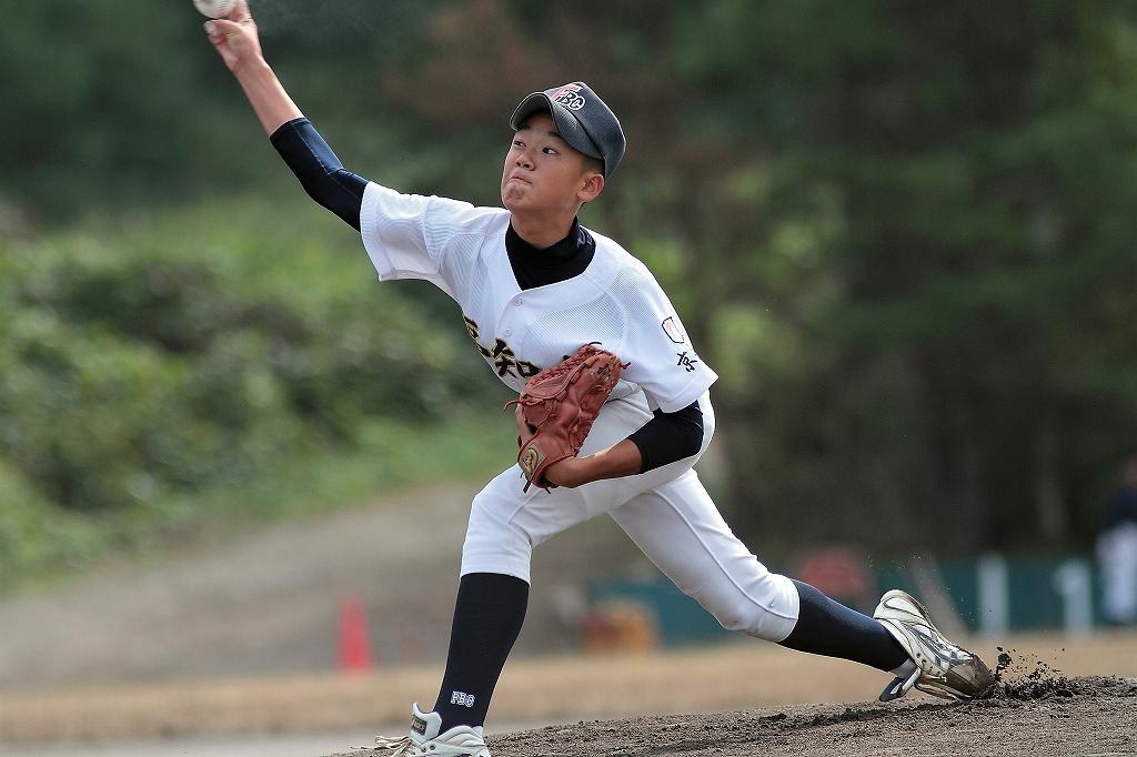 練習試合 vs京都洛中ボーイズ1_a0170082_21411270.jpg