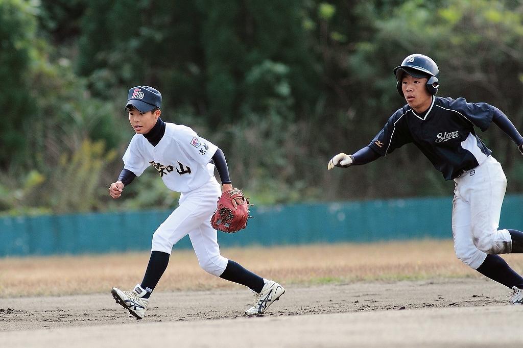 練習試合 vs京都洛中ボーイズ1_a0170082_2142659.jpg