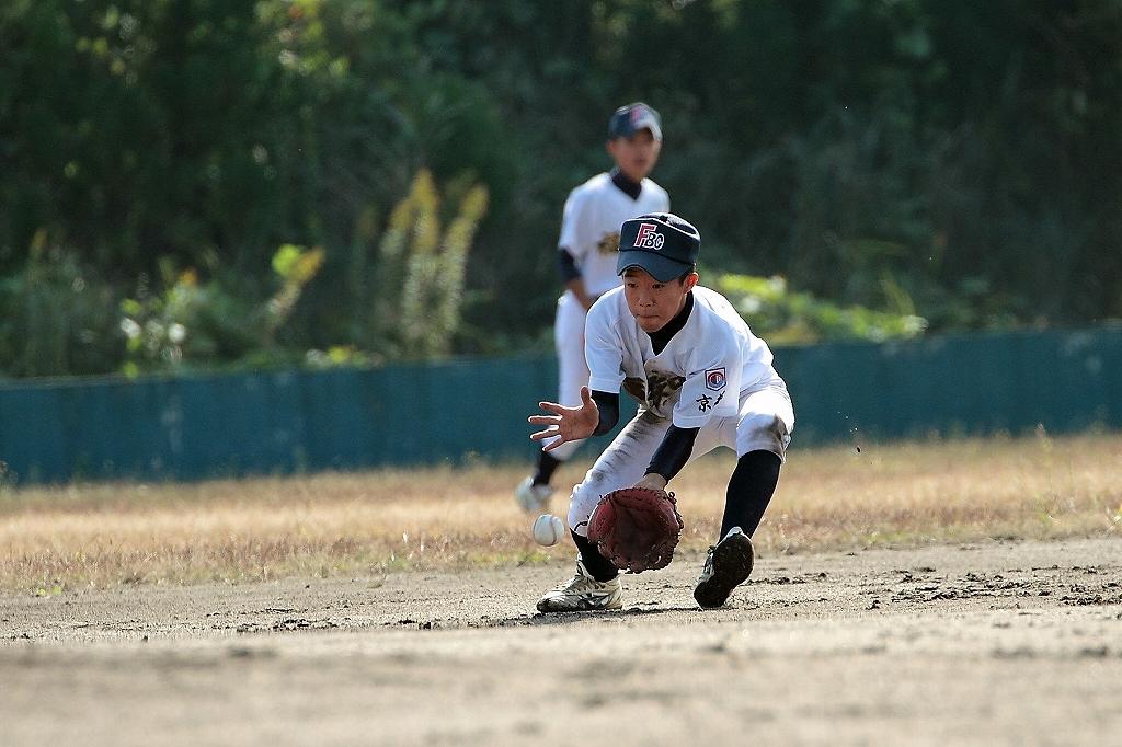 練習試合 vs京都洛中ボーイズ1_a0170082_21455641.jpg