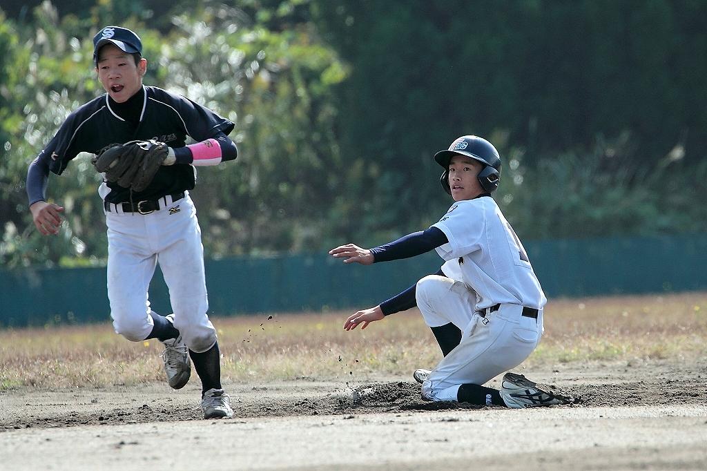 練習試合 vs京都洛中ボーイズ1_a0170082_21523595.jpg