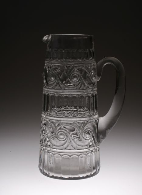 BACCARAT RUSSE PITCHER_c0108595_1113481.jpg