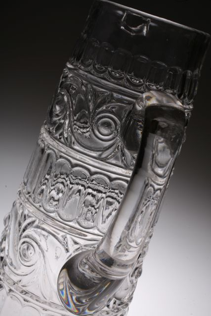 BACCARAT RUSSE PITCHER_c0108595_1113951.jpg